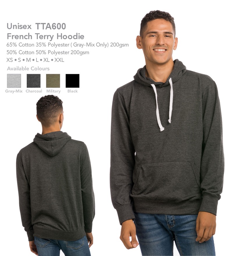 TTA600 Hoodies